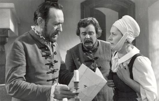Černé město (1971) [TV film]