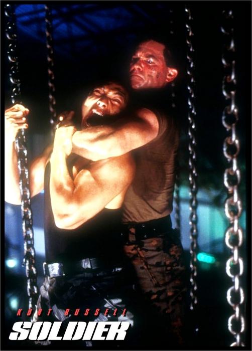 Žoldák: Legie zkázy (1998)