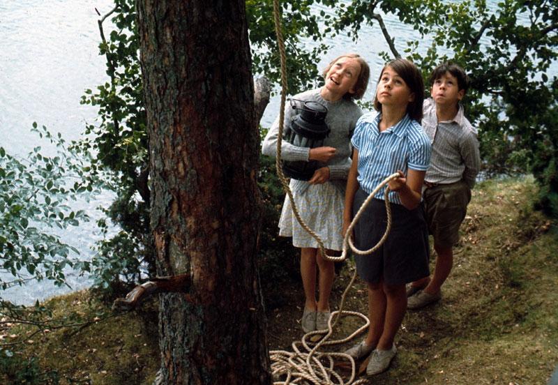 Vlaštovky a Amazonky (1974)