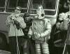 Robot Emil a lyžaři