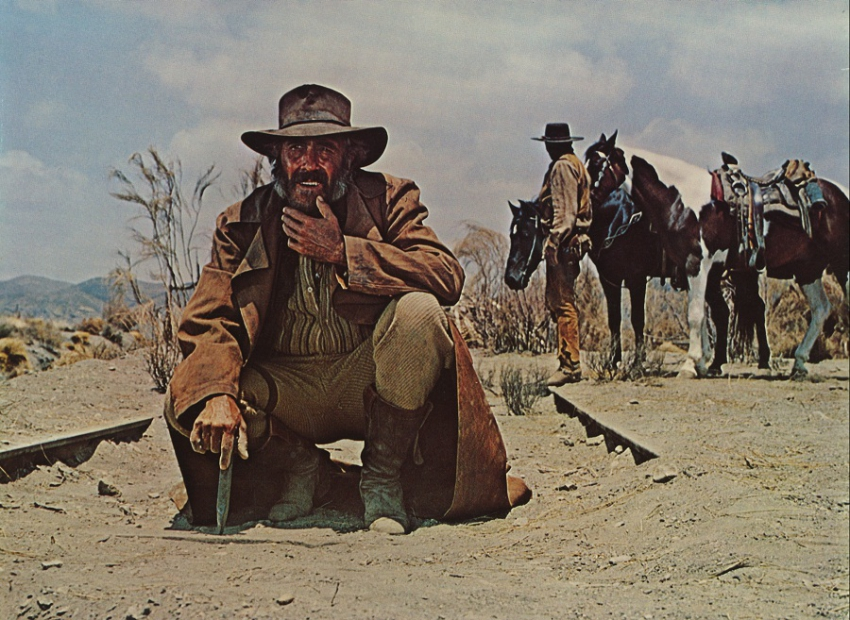Tenkrát na Západě (1968)