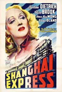Šanghajský expres (1932)
