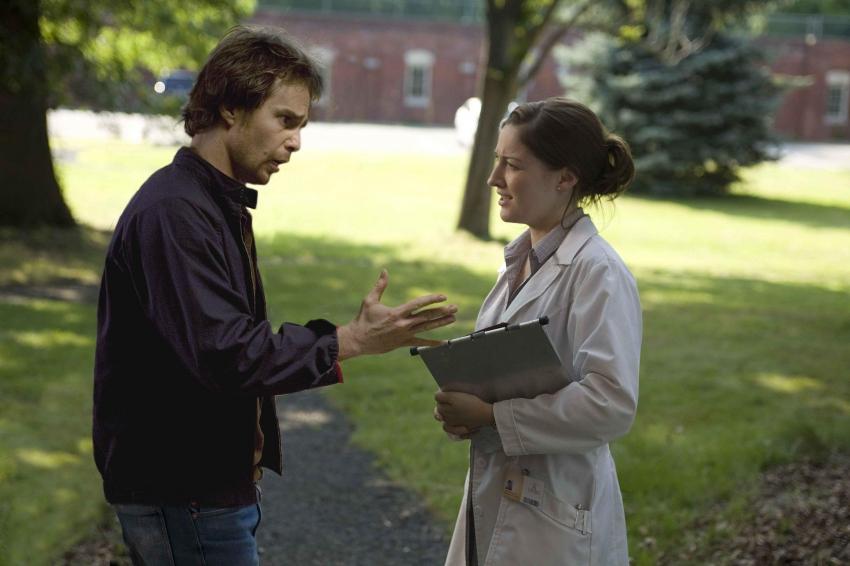 Zalknutí (2008)