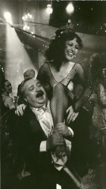 Isabela Siegelová a  Marián Labuda