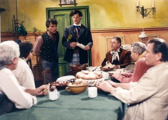 Kalhoty od krejčího ze Lhoty (1988) [TV inscenace]