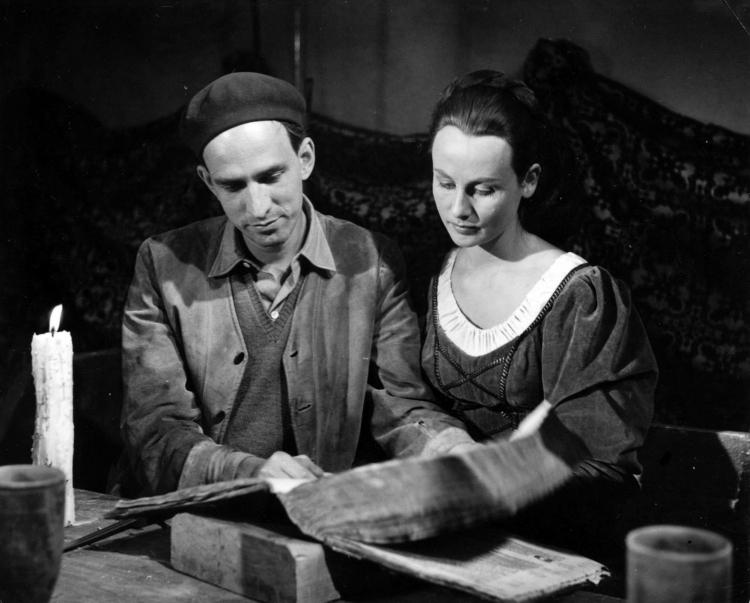 Sedmá pečeť (1956)
