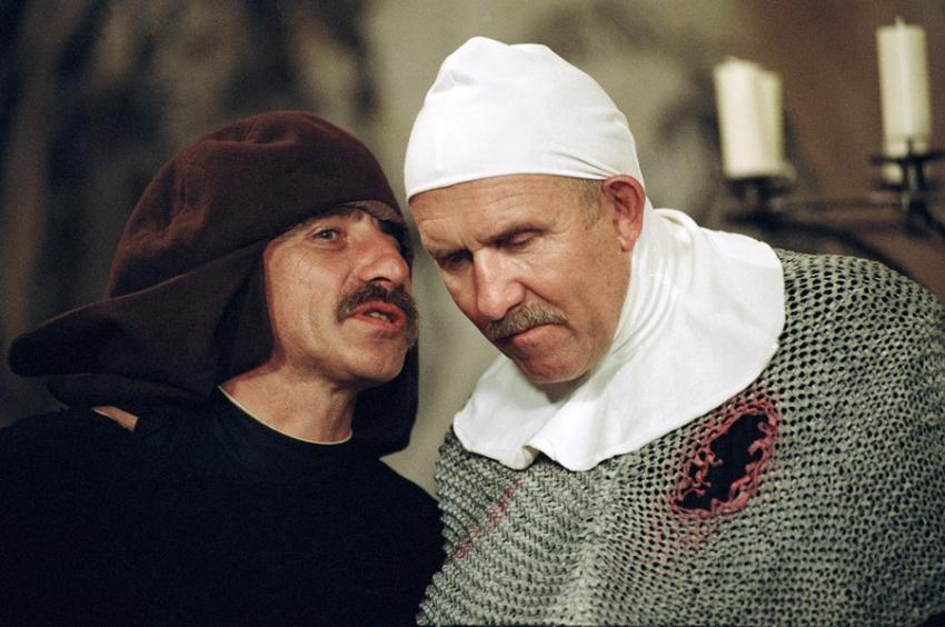 Pavel Zedníček a Petr Nárožný