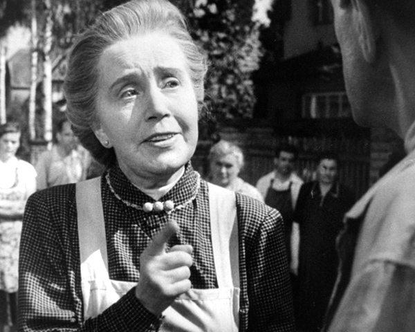 Muž v povětří (1955)