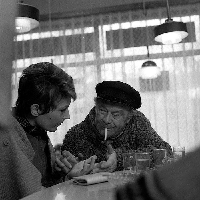 Červená kůlna (1968)