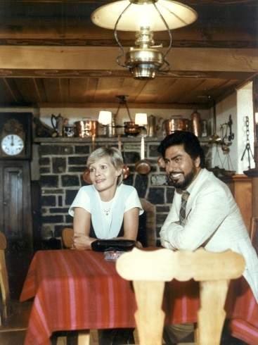 Jana Šulcová a Amrit Pál
