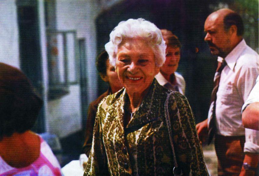 Sólo pro starou dámu (1978)