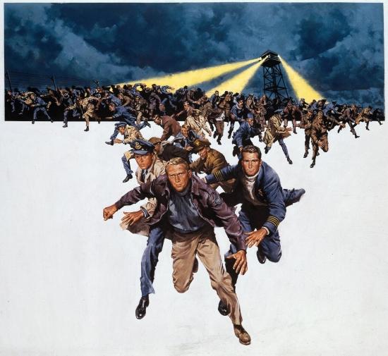 Velký útěk (1962)