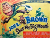 Shut My Big Mouth (1942)