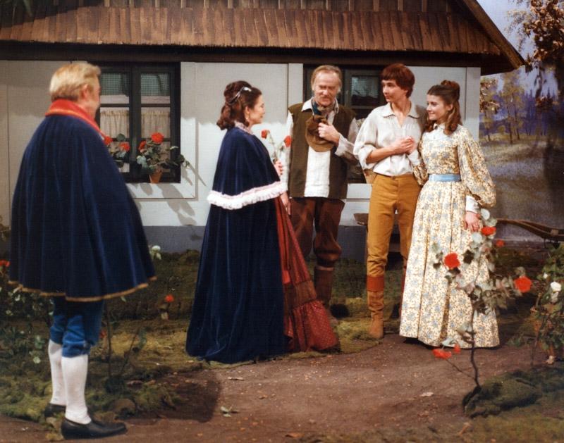 O bílém jadýrku (1982) [TV inscenace]
