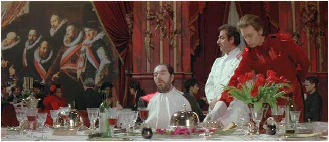 Kuchař, zloděj, jeho žena a její milenec (1989)