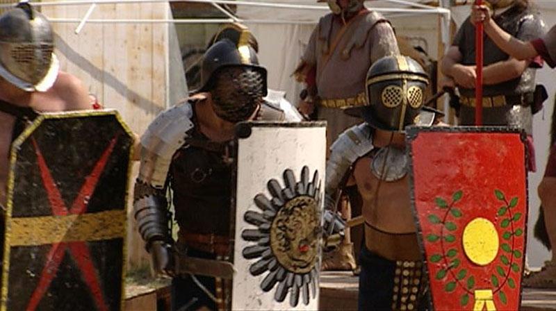 Římané za humny! (2003)
