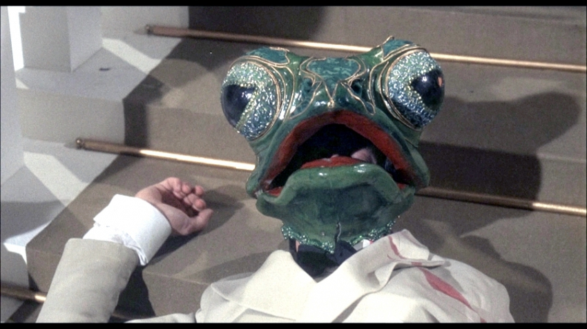 Ohavný dr. Phibes (1971)