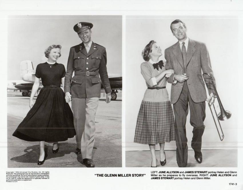 Příběh Glenna Millera (1954)