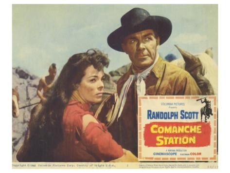 z Comanche Station