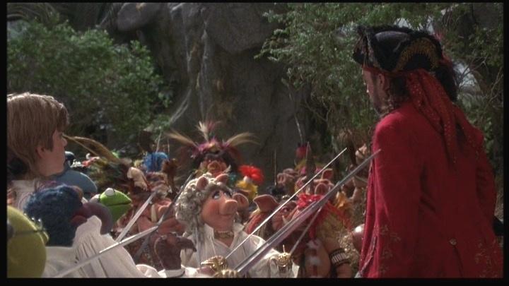 Tajemný ostrov pokladů (1996)