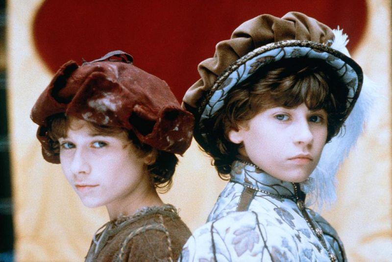 Princ a chuďas (2000) [TV film]