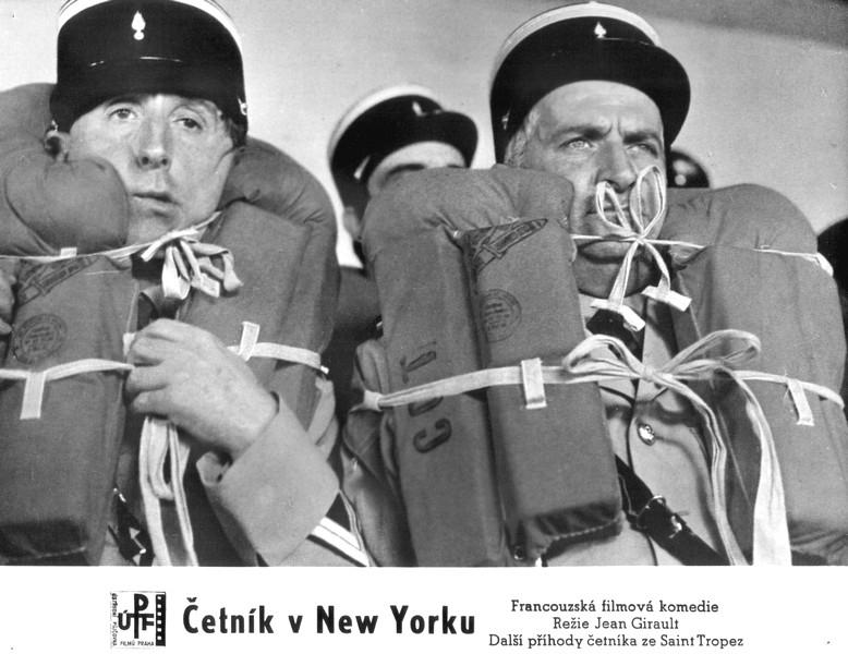 Četník v New Yorku (1965)