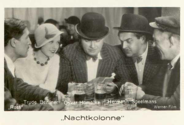 Nachtkolonne (1932)