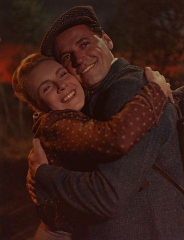 Rudá záře nad Kladnem (1955)