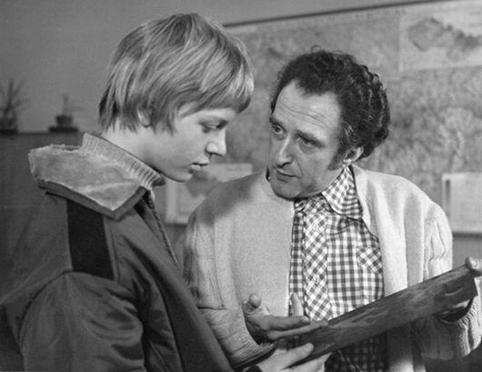 Pověst o stříbrné jedli (1973)