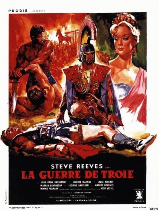 Trojská válka (1961)