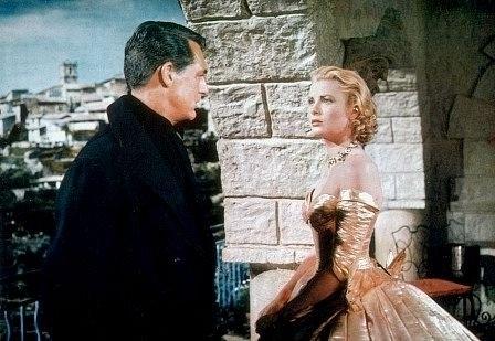 Cary Grant, Grace Kelly