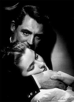 internet zahr. zdroj/fr Cary Grant Ingrid Bergman