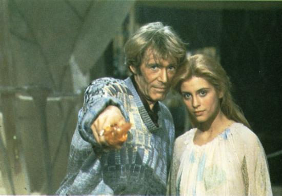 Superdívka (1984)