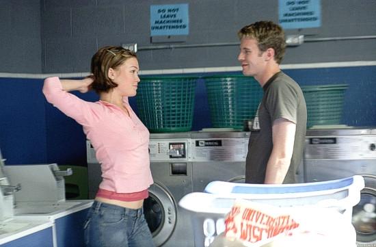 Julia Stiles a Luke Mably