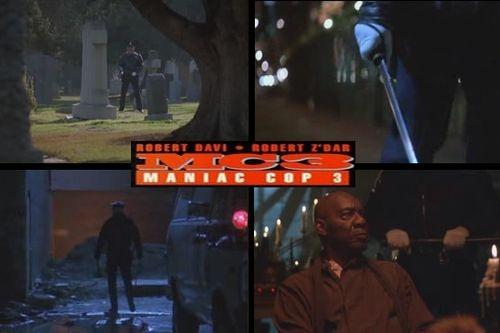 Maniac Cop 3: Odznak mlčení (1992)