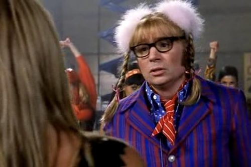 Austin Powers: Goldmember (2002)
