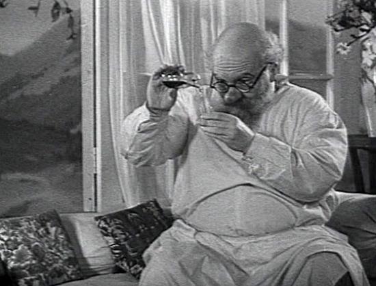 Dr. Jajbolí: Maxim Štrauch