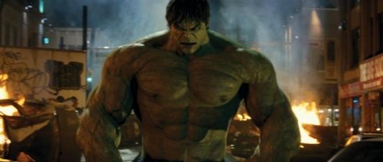 Neuvěřitelný Hulk (2008)