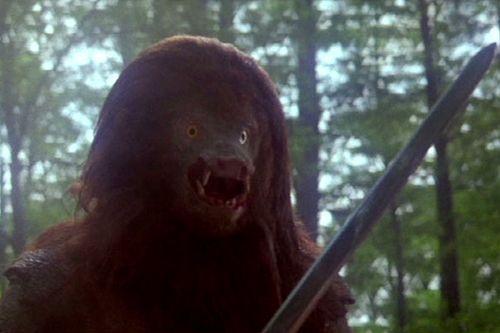 Msta přichází z močálu (1982)