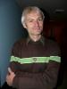 Kameraman Petr Bednář na novinářské projekci filmu