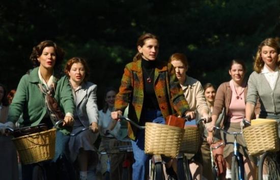 Úsměv Mony Lisy (2003)