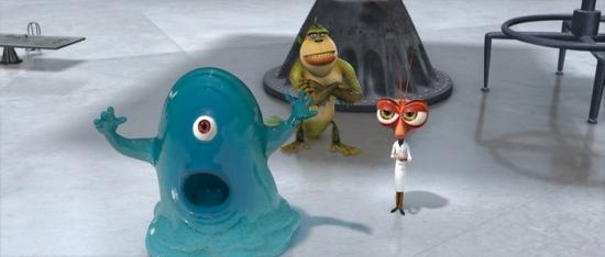 Monstra versus Vetřelci (2009)