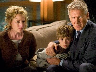 Harrison Ford, Jimmy Bennett a Virginia Madsen