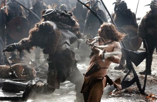 Cesta bojovníka (2007)