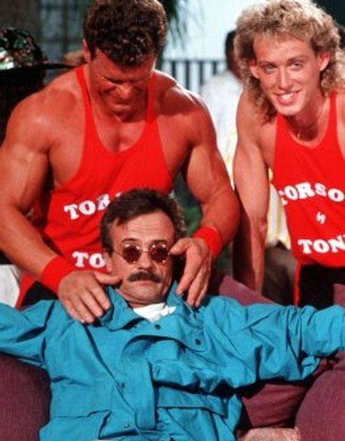 Víkend u Bernieho (1989)