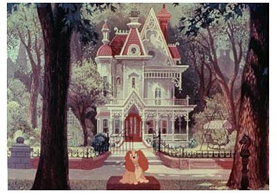 Lady a Tramp (1955)