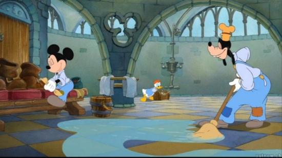 Tři mušketýři (Disney) (2004)