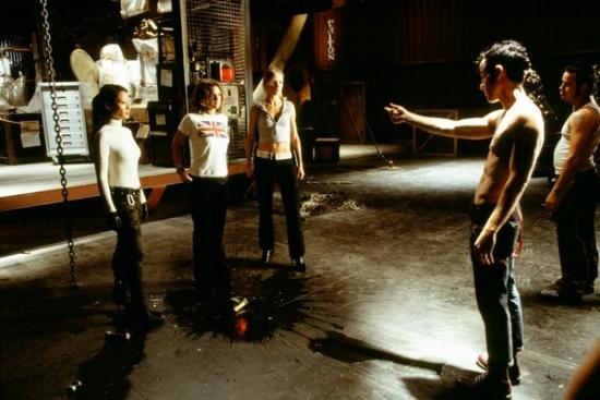 Charlieho andílci: Na plný pecky (2003)