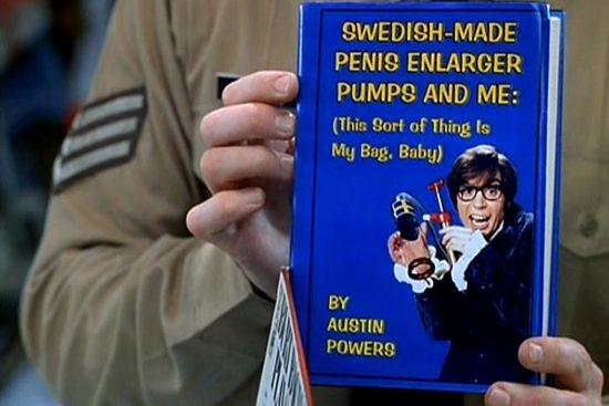Austin Powers: Špionátor (1997)