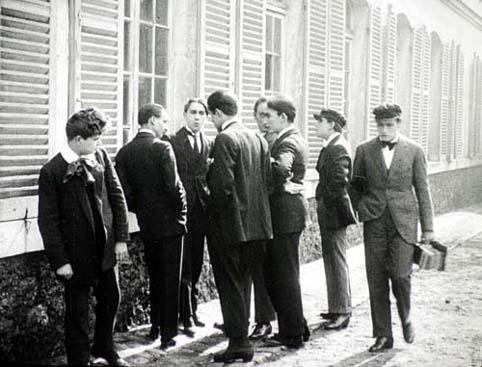 Příběhy oktavánovy (1916)